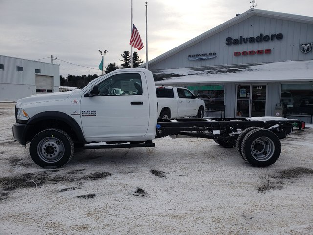 2018 Ram 5500 Regular Cab DRW 4x4,  Cab Chassis #N18338 - photo 3