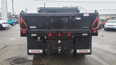 2018 Ram 5500 Regular Cab DRW 4x4,  Reading Dump Body #N18339 - photo 4