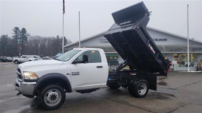 2018 Ram 5500 Regular Cab DRW 4x4,  Reading Dump Body #N18339 - photo 5