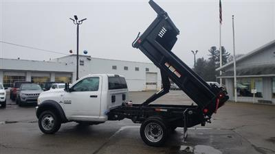 2018 Ram 5500 Regular Cab DRW 4x4,  Reading Dump Body #N18339 - photo 6