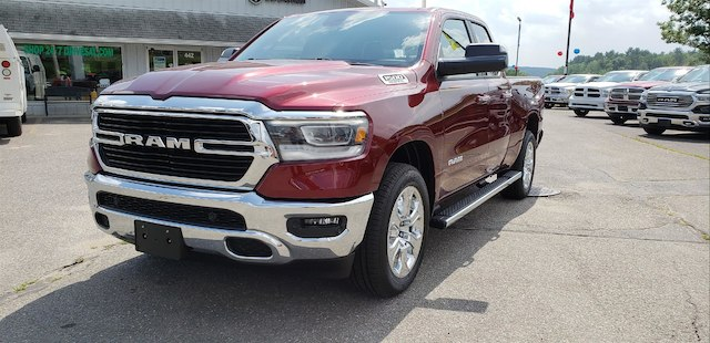 2019 Ram 1500 Quad Cab 4x4,  Pickup #N19002 - photo 1