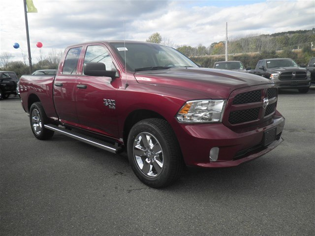 2019 Ram 1500 Quad Cab 4x4,  Pickup #N19017 - photo 1