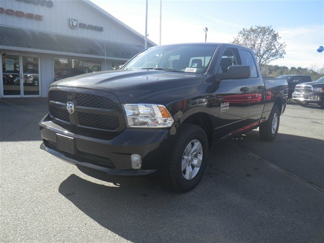 2019 Ram 1500 Quad Cab 4x4,  Pickup #N19020 - photo 1