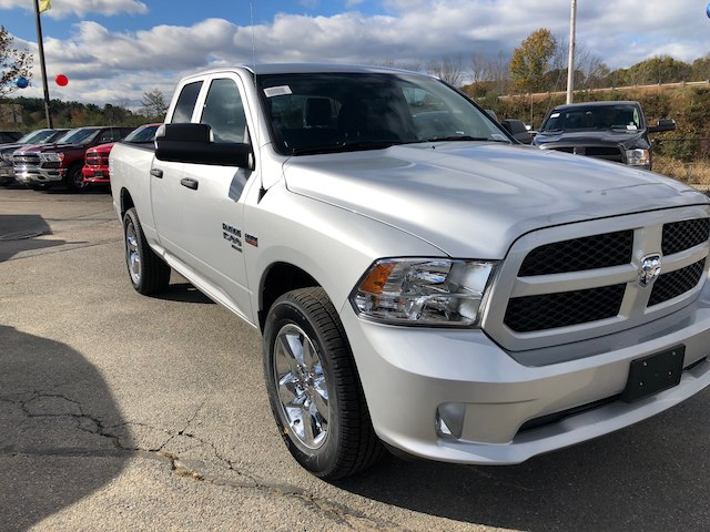 2019 Ram 1500 Quad Cab 4x4,  Pickup #N19039 - photo 2