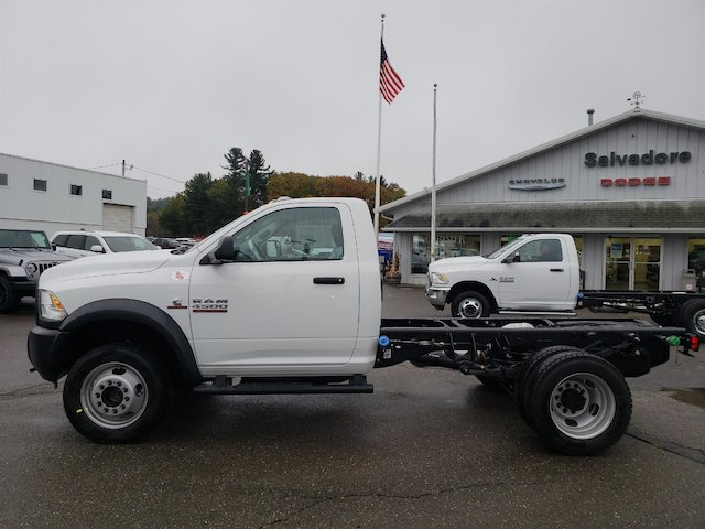 2018 Ram 4500 Regular Cab DRW 4x4,  Cab Chassis #N19050 - photo 3