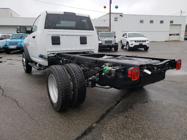 2018 Ram 4500 Regular Cab DRW 4x4,  Cab Chassis #N19050 - photo 2