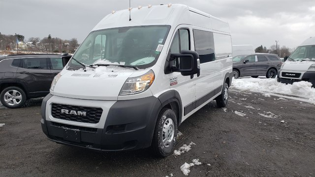 2019 ProMaster 2500 High Roof FWD,  Empty Cargo Van #N19071 - photo 1