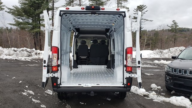 2019 ProMaster 2500 High Roof FWD,  Empty Cargo Van #N19071 - photo 2