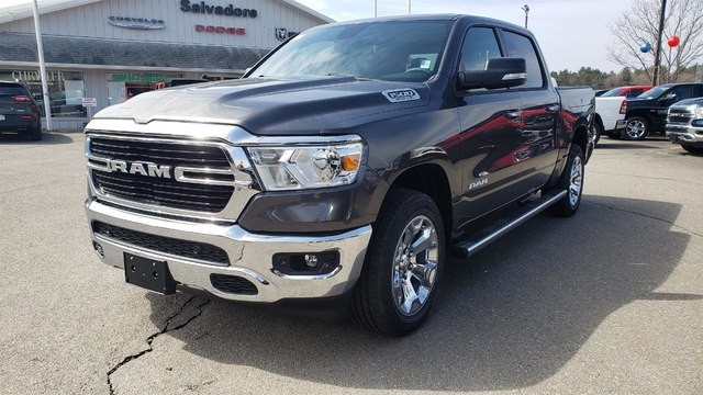 2019 Ram 1500 Crew Cab 4x4,  Pickup #N19120 - photo 1