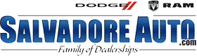 Salvadore Chrysler Dodge Ram logo