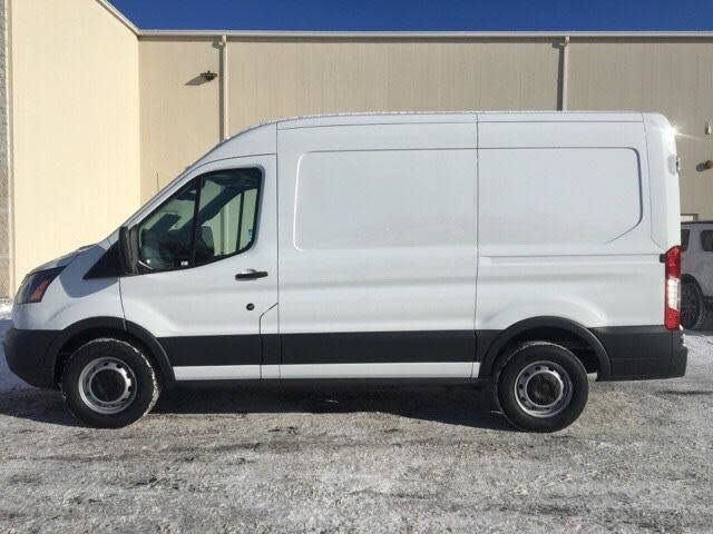 2018 Transit 250 Low Roof 4x2,  Empty Cargo Van #F80089 - photo 7