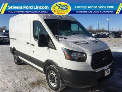 2018 Transit 250 Low Roof 4x2,  Empty Cargo Van #F80089 - photo 1