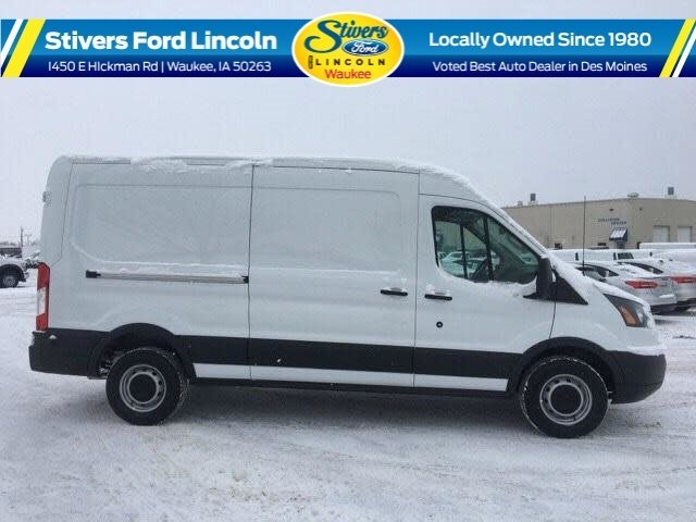 2018 Transit 350 High Roof 4x2,  Empty Cargo Van #F80208 - photo 3