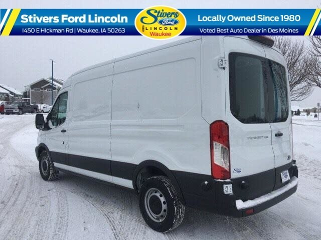 2018 Transit 350 High Roof 4x2,  Empty Cargo Van #F80208 - photo 6