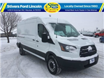 2018 Transit 350 High Roof 4x2,  Empty Cargo Van #F80208 - photo 1