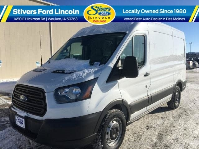 2018 Transit 150 Med Roof 4x2,  Empty Cargo Van #F80362 - photo 4