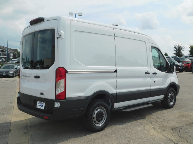 2018 Transit 250 Med Roof 4x2,  Empty Cargo Van #F81082 - photo 2