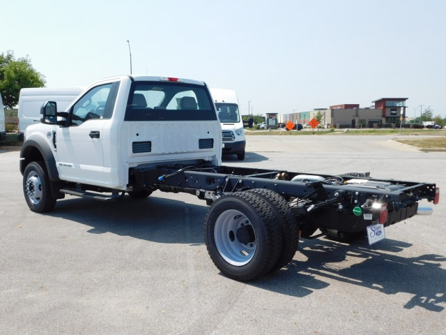 2018 F-550 Regular Cab DRW 4x4,  Cab Chassis #F81315 - photo 3