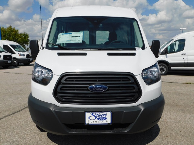 2018 Transit 250 Med Roof 4x2,  Empty Cargo Van #F81844 - photo 6