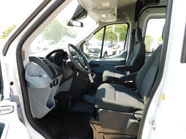 2018 Transit 250 Med Roof 4x2,  Empty Cargo Van #F81844 - photo 7