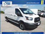 2018 Transit 250 Low Roof 4x2,  Empty Cargo Van #F82006 - photo 1