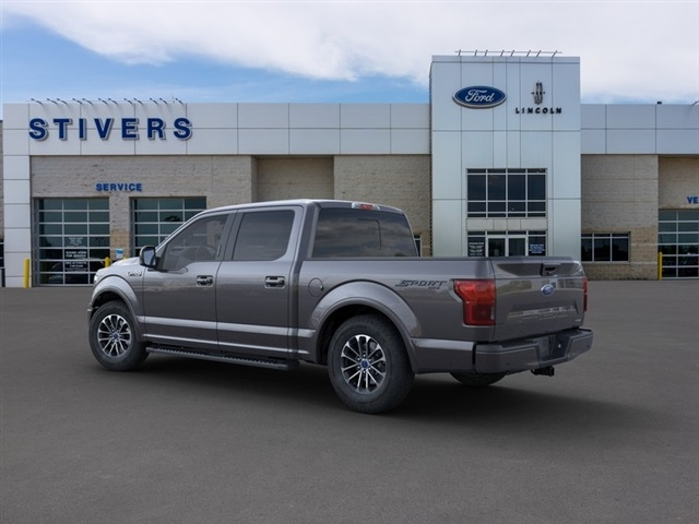 2020 Ford F-150 SuperCrew Cab 4x4, Pickup #K00156 - photo 1