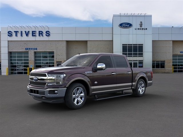 2020 Ford F-150 SuperCrew Cab 4x4, Pickup #K00193 - photo 1