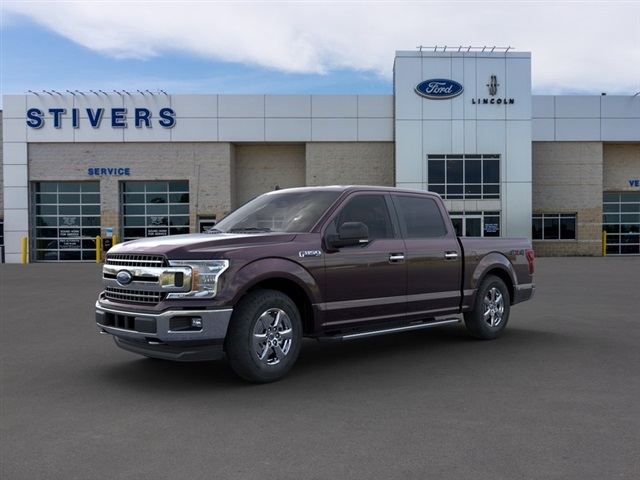 2020 Ford F-150 SuperCrew Cab 4x4, Pickup #K00341 - photo 1