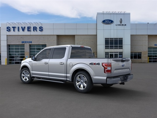 2020 Ford F-150 SuperCrew Cab 4x4, Pickup #K01221 - photo 1