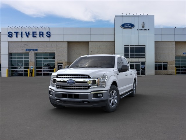 2020 Ford F-150 SuperCrew Cab 4x4, Pickup #K01411 - photo 3