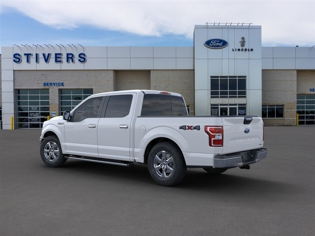 2020 Ford F-150 SuperCrew Cab 4x4, Pickup #K01411 - photo 1