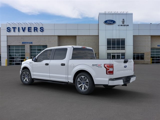 2020 Ford F-150 SuperCrew Cab 4x4, Pickup #K01458 - photo 1