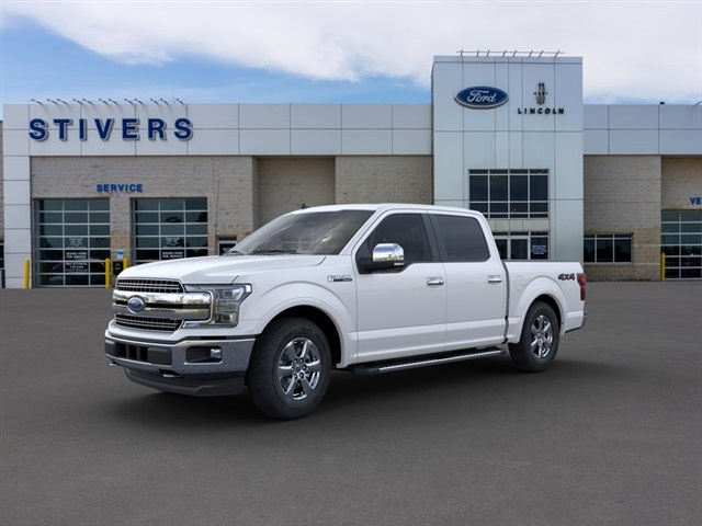 2020 Ford F-150 SuperCrew Cab 4x4, Pickup #K01472 - photo 1