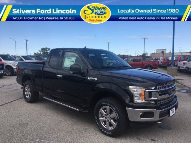 2018 F-150 Super Cab 4x4,  Pickup #K80063 - photo 1