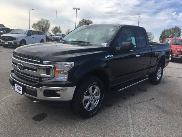 2018 F-150 Super Cab 4x4,  Pickup #K80063 - photo 7