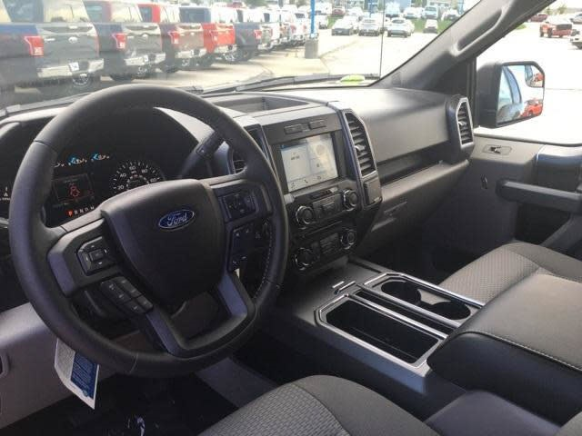 2018 F-150 Super Cab 4x4,  Pickup #K80063 - photo 9