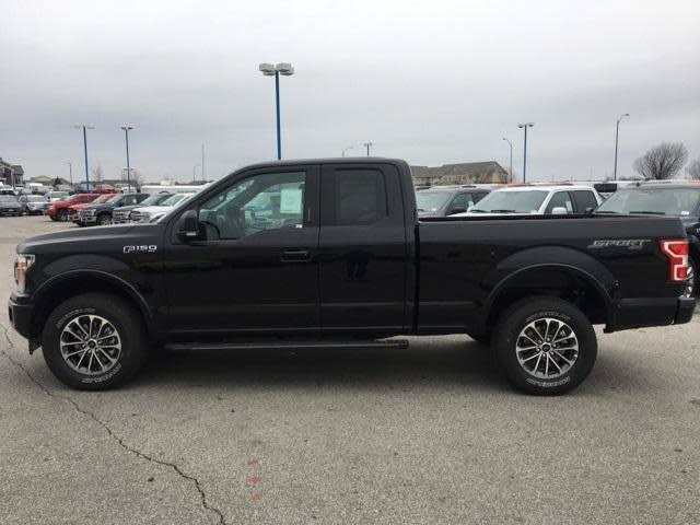 2018 F-150 Super Cab 4x4,  Pickup #K80315 - photo 6