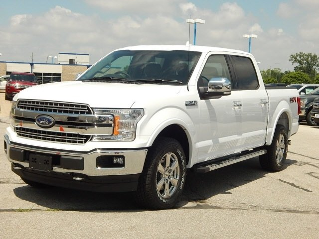 2018 F-150 SuperCrew Cab 4x4,  Pickup #K81166 - photo 4