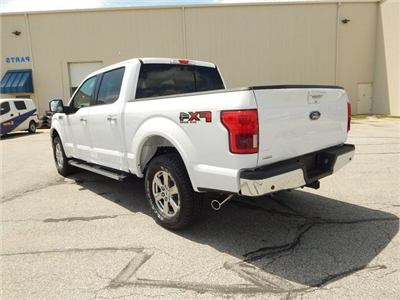 2018 F-150 SuperCrew Cab 4x4,  Pickup #K81166 - photo 3