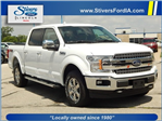 2018 F-150 SuperCrew Cab 4x4,  Pickup #K81166 - photo 1