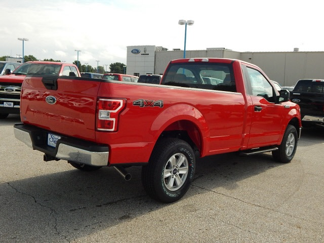2018 F-150 Regular Cab 4x4,  Pickup #K81554 - photo 2