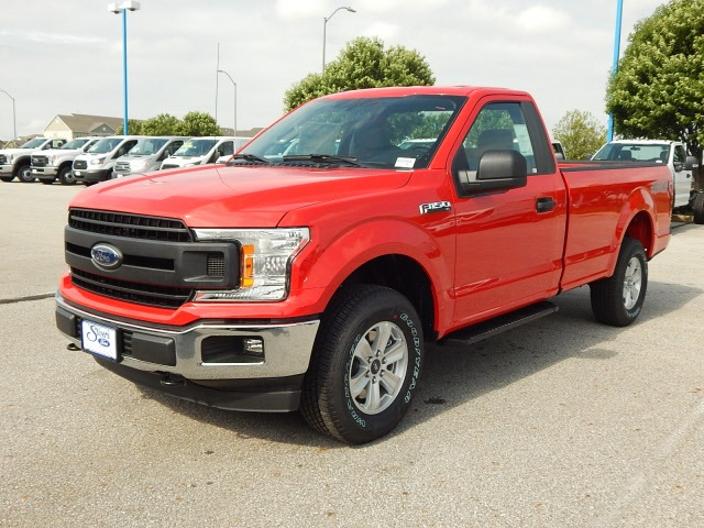 2018 F-150 Regular Cab 4x4,  Pickup #K81554 - photo 4