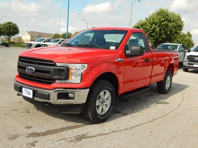 2018 F-150 Regular Cab 4x4,  Pickup #K81556 - photo 4