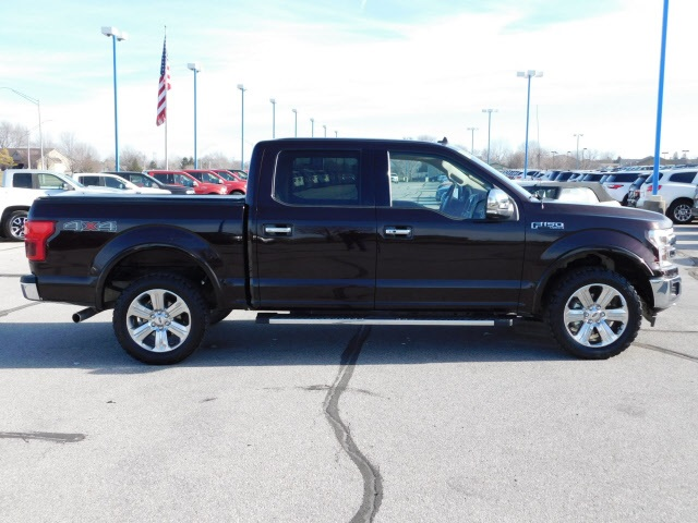 2018 F-150 SuperCrew Cab 4x4,  Pickup #K82077 - photo 2
