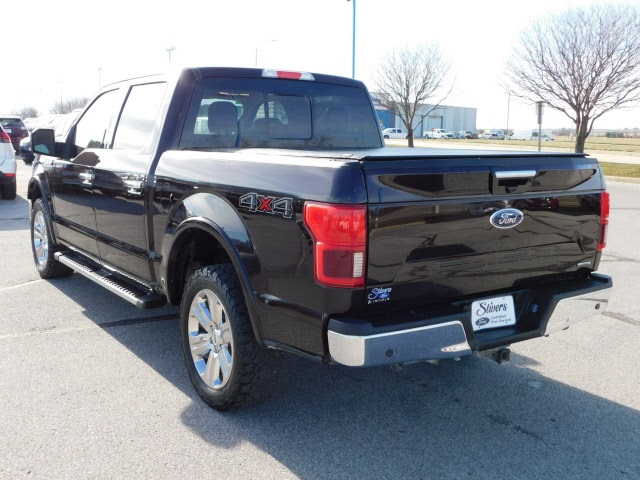 2018 F-150 SuperCrew Cab 4x4,  Pickup #K82077 - photo 5