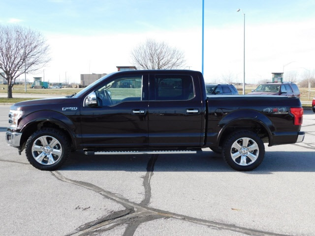 2018 F-150 SuperCrew Cab 4x4,  Pickup #K82077 - photo 6