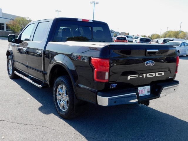 2018 F-150 SuperCrew Cab 4x4,  Pickup #K82094 - photo 5