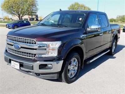 2018 F-150 SuperCrew Cab 4x4,  Pickup #K82094 - photo 7