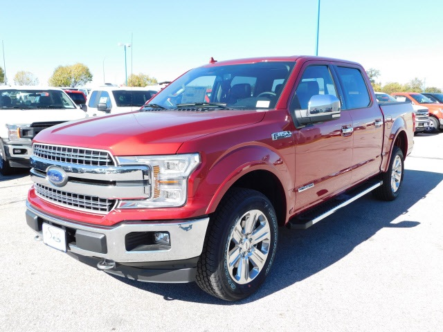2018 F-150 SuperCrew Cab 4x4,  Pickup #K82111 - photo 4