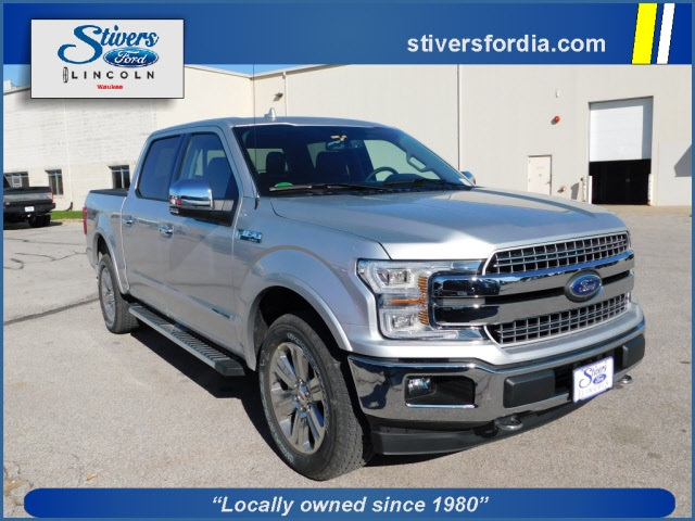 2018 F-150 SuperCrew Cab 4x4,  Pickup #K82120 - photo 1